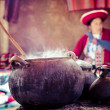 Traditional village in Peru, South America. — Stock Photo #39309755