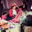 Traditional village in Peru, South America. — Stock Photo #39309901