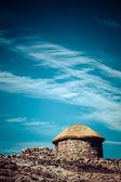 Isla del sol en el lago titicaca, bolivia. — Foto de Stock