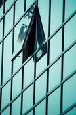 Стеклянные офисные здания — Стоковое фото
