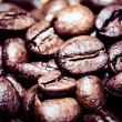 Coffee bean on macro for background — Stock Photo #39851485
