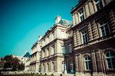 Luxemburg Palace in Paris — Stock Photo