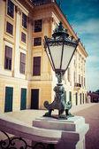 вена, австрия - 17 июня: дворец шёнбрунн на 20, марта 2014 года в вене, австрия. это был королевской резиденцией франц иосиф и елизавета — Стоковое фото