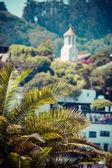 The town of Sausalito, CA. USA — Stock Photo