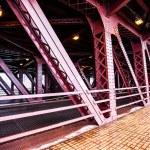City Bridge in Chicago. — Stock Photo #44860581