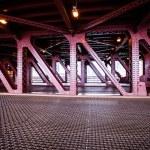 City Bridge in Chicago. — Stock Photo #44860591