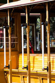 гайд-стрит сан - франциско канатной дороги трамвай пауэлл-хайда в калифорнии, сша — Стоковое фото