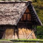 Traditional and Historical Japanese village Ogimachi - Shirakawa-go, Japan  — Stock Photo #46353447