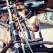 Old bicycle in Japan — Stock Photo #46410703
