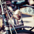 Old bicycle in Japan — Stock Photo #46410721
