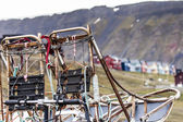 Longyearbyen - Svalbard - Norway — Stock Photo