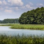 Lake Wigry National Park. Poland — Stock Photo #50338921