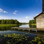 Lake Wigry National Park. Poland — Stock Photo #50339387
