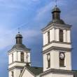 Church of St. Alexander in Suwalki. Poland — Stock Photo #50424885