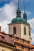 La iglesia de san nicolás, también llamada catedral de san nicolás — Foto de Stock
