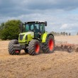 Tractor on field — Stock Photo #12837932