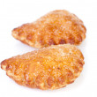 Apricot cookie — Stock Photo
