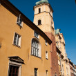 Royalty-Free Stock Photo: Warsaw old town