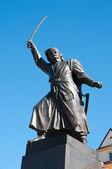 Jan Kilinski monument — Stock Photo