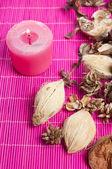 Aromatic pot pourri — Stock Photo