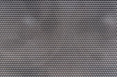 Net texture of sound speaker — Stock Photo