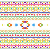 Aztec pattern — Stock Vector