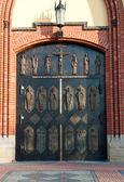 Antoni's Church in Rybnik — Stock Photo