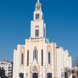 Church of Parish Of the purest Heart of Mary - Warsaw — Stock Photo #42393345