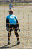 Goalkeeper — Stock Photo