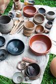 Ancient vessel — Stock Photo