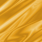 Gold Silk Texture - XL — Stock Photo