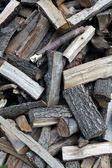 Fire wood — Foto Stock
