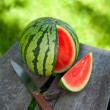 Water melon — Stock Photo #29501765