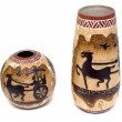 Foto de Stock  : Two vases in egyptistyle