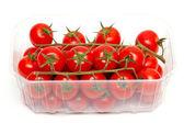 樱桃西红柿 — 图库照片