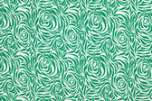 Green and white cloth — Stock Photo