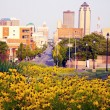 Morning in Des Moines - Stock Photo