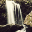 Falls in Great Smoky Mountains — Stockfoto #12760065
