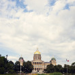 Des Moines, Iowa - State Capitol Building — Stock Photo