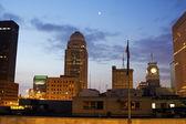 Louisville sabahın erken saatlerinde — Stok fotoğraf