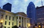 Jefferson County Building in Louisville, Kentucky — Stock Photo