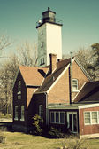 Lighthouse in Erie — Stock Photo