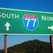 South or North? — Stock Photo #13438001