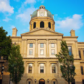 Tuscarawas county courthouse — Stockfoto