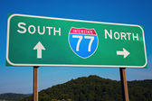 South or North? — Stock Photo