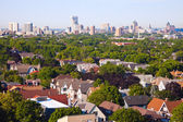 Milwaukee - city panorama — Stock Photo