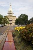 Lansing, michigan - state capitol building — Stockfoto