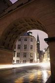Architektura v kodani — Stock fotografie