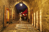Old Town in Byblos — Stock Photo