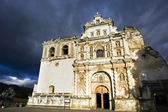 San Francisco Church in Antigua — Stock Photo